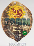 Red Cherry Berry Feminised Seeds - BITCOINSEEDSHOP - 3