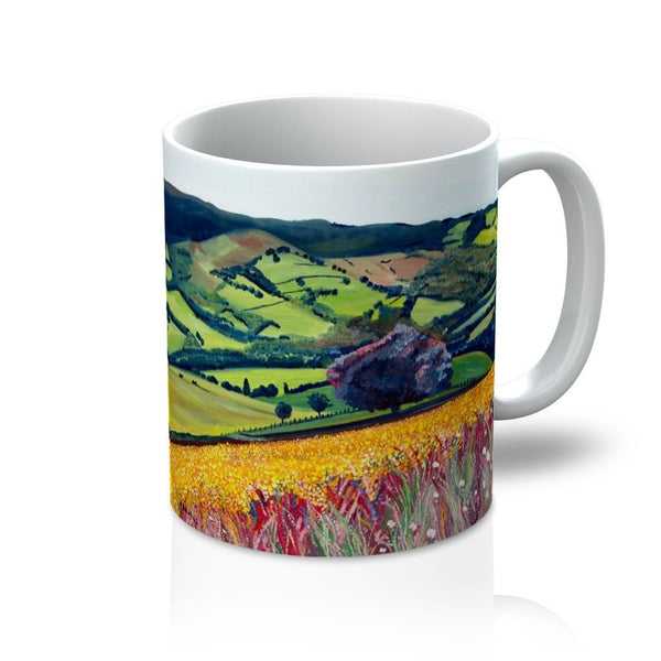 To Machen and beyond designed by Catherine Bhogal Mug