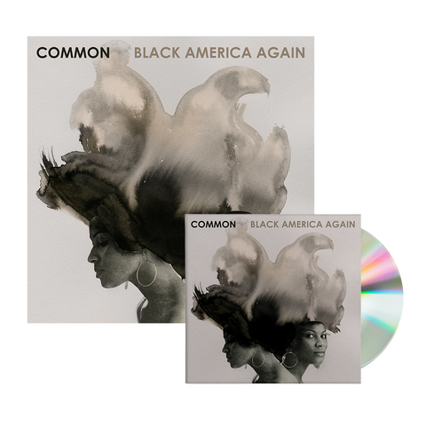 Black America Again - CD + Poster Bundle