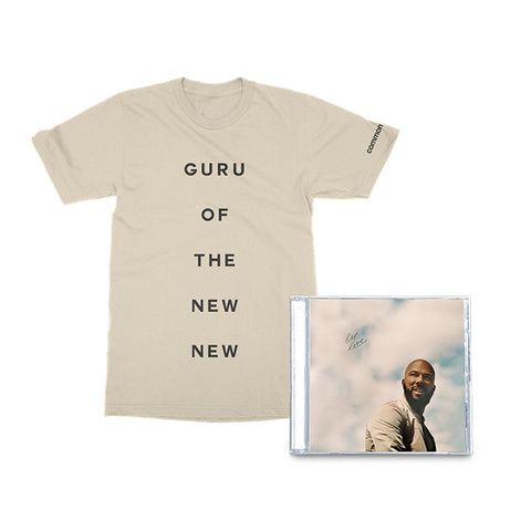 Let Love T-Shirt + CD Bundle