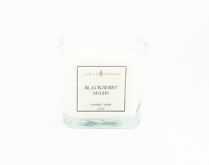 Blackberry Suede Classic Collection Candle