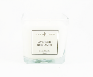 Lavender + Bergamot Classic Collection Candle