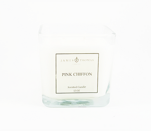 Pink Chiffon Classic Collection Candle