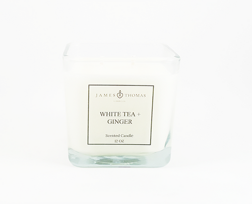 White Tea + Ginger Classic Collection Candle