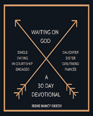 BOOK: Waiting on God; A 30 Day Devotional