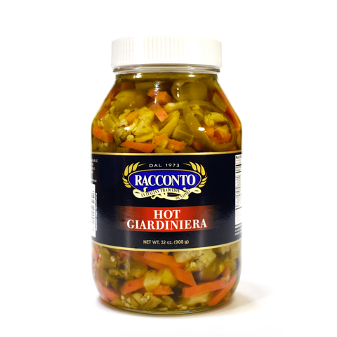 Giardiniera-Hot 32oz.