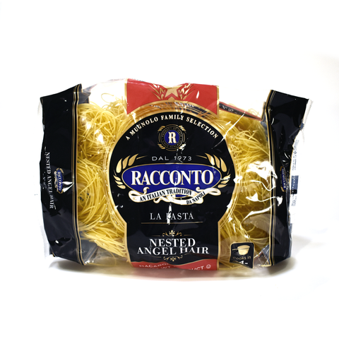 Racconto Nested Fideo / Angel Hair - 12oz.