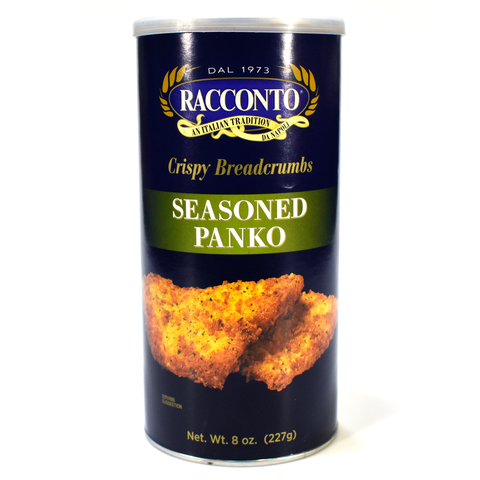 Breadcrumbs-Panko (Seasoned) - 8oz.
