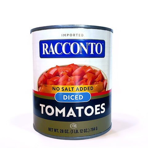 Tomatoes-No Salt Diced