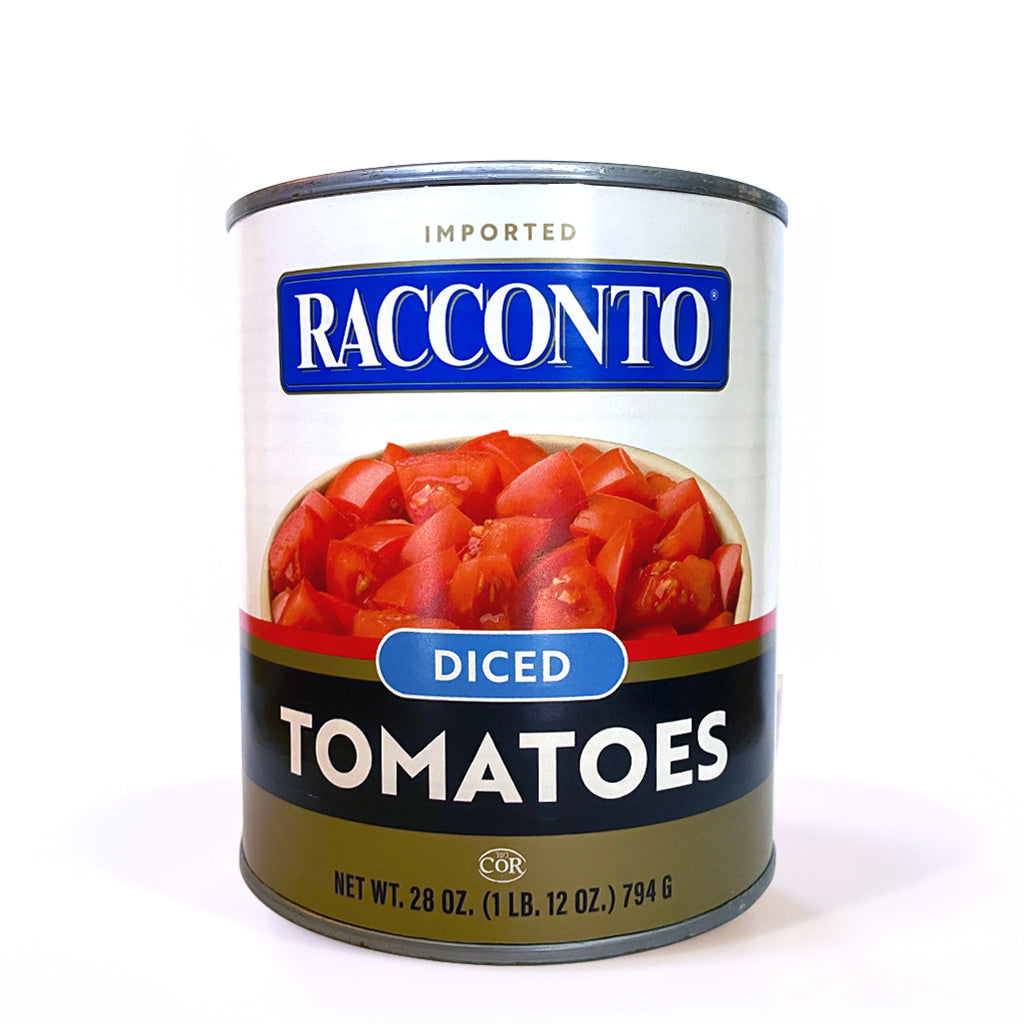 Tomatoes-Diced