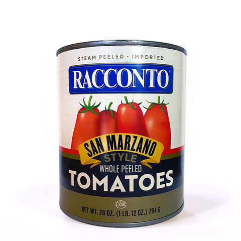 Tomatoes-San Marzano Style Whole Peeled Tomatoes