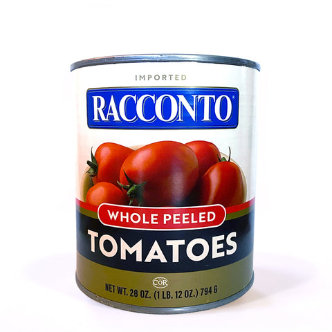Tomatoes-Whole Peeled