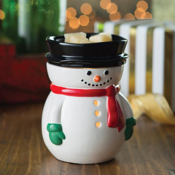 Snowman Electric Wax Warmer