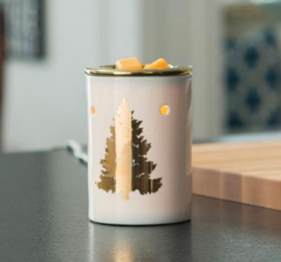 Golden Fir Electric Wax Warmer