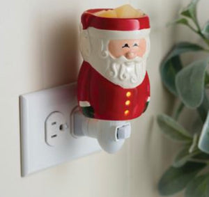 Santa Plug-In Electric Wax Warmer, Wax Melter