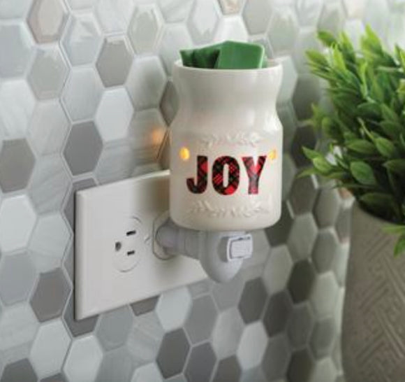JOY Plug-In Electric Wax Warmer, Wax Melter