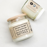 Dad, You Rock! - Personalized Soy Candle