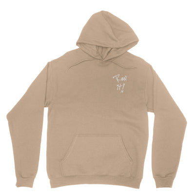 Run It Hoodie / Tan