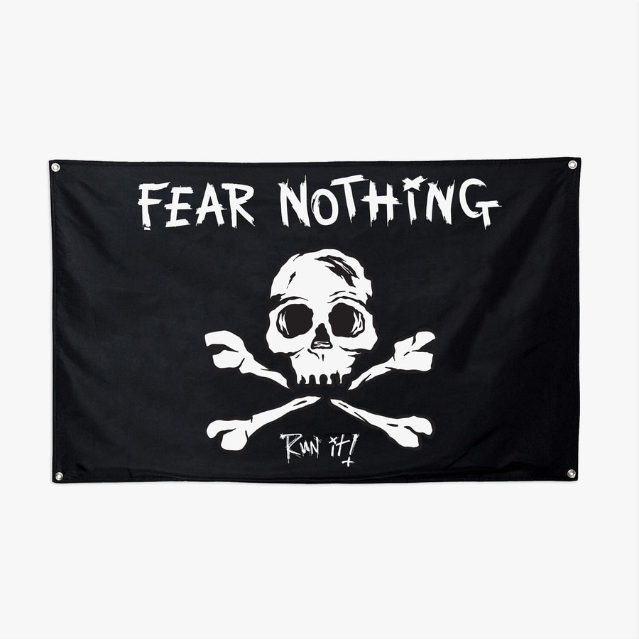 Run It! X Fear Nothing Flag