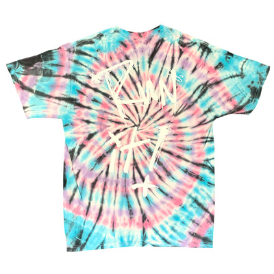 Run It Retro Dye Tee