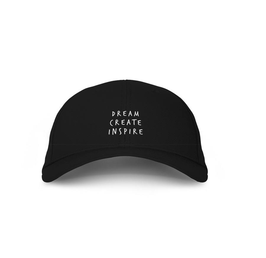 Dream Create Inspire Dad Hat