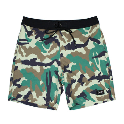 Run It Board Shorts / Camo
