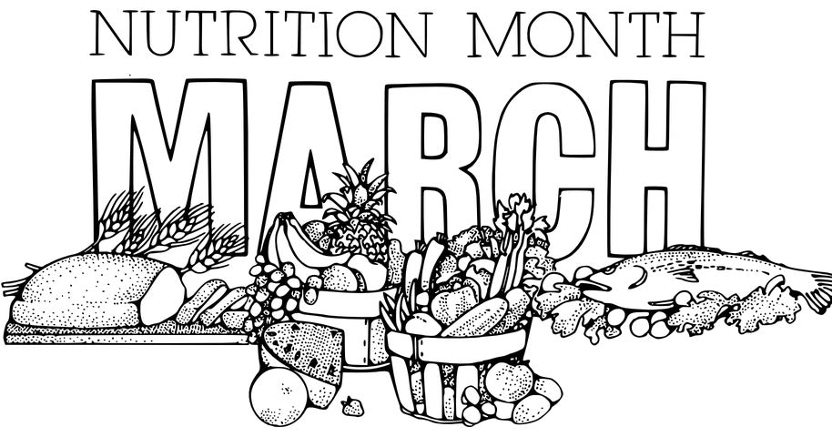 March Nutrition Month