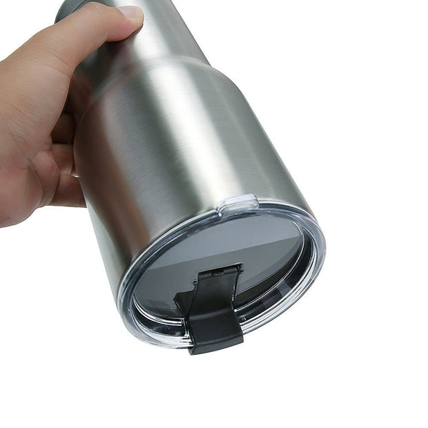 Premium Quality LEAK PROOF Lid For Ozark Trail, YETI, RTIC and other 20 OZ & 30 OZ Tumblers