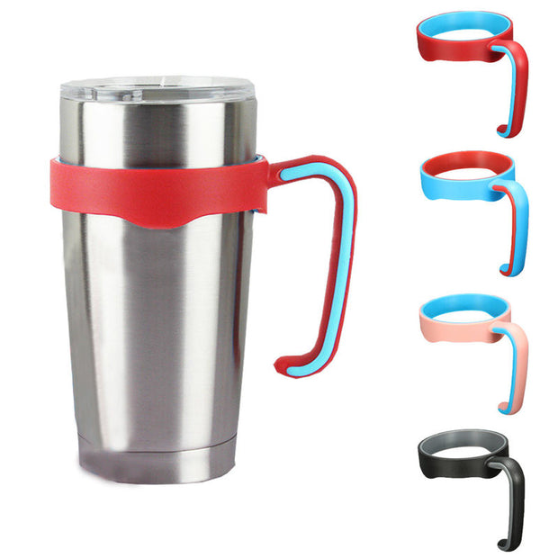 Premium Handle for Ozark Trail, YETI, RTIC, SIC, Orca & Other 20 OZ Tumblers, Anti-Slip Handle
