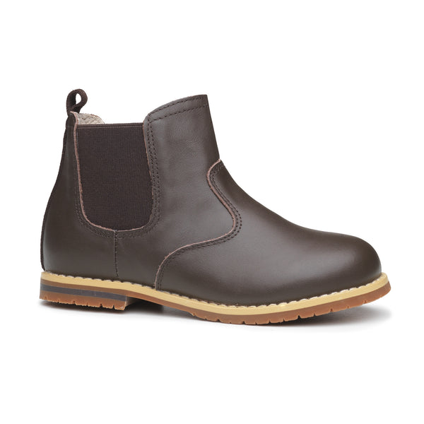 Paddington Boot - Dark Tan