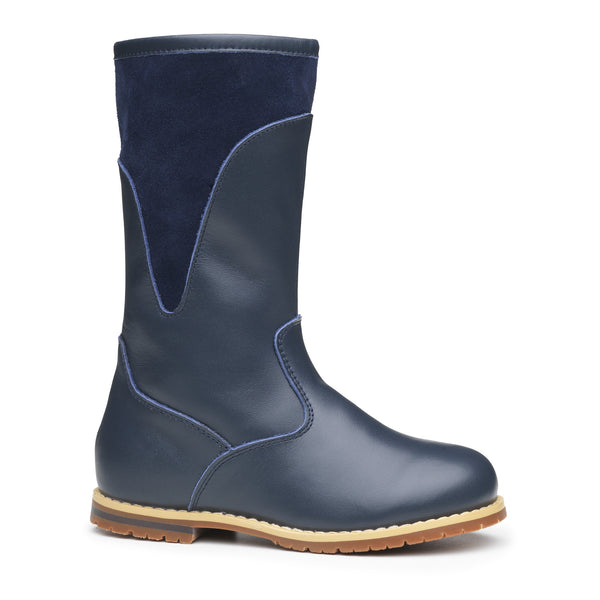 Knightsbridge Boot - Navy