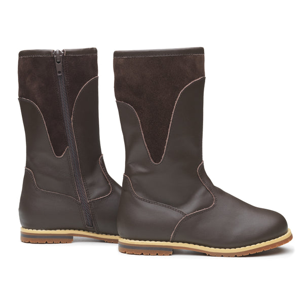 Knightsbridge Boot - Dark Brown
