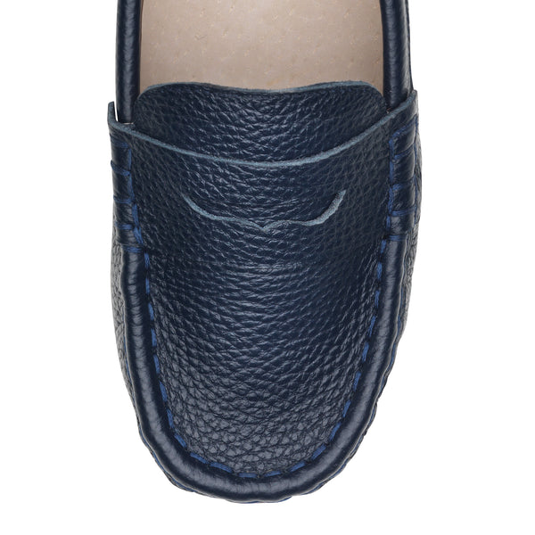 Waterloo Loafer - Navy