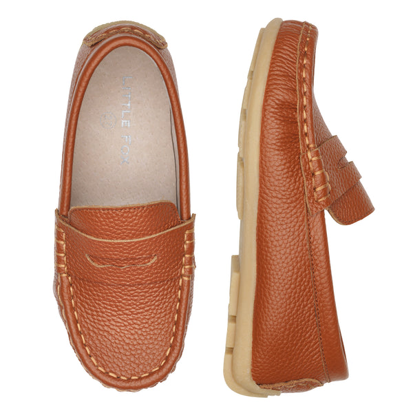 Waterloo Loafer - Camel