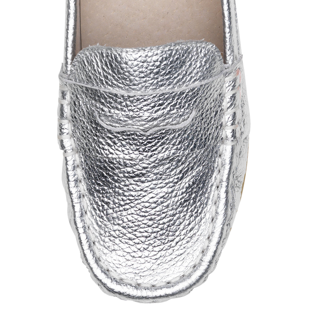 Waterloo Loafer - Silver