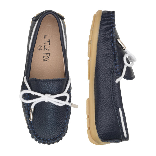 Windsor Loafer - Navy