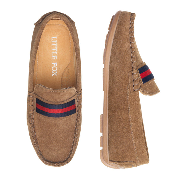 Kensington Loafer - Camel