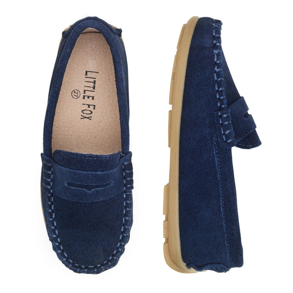 Chelsea Loafer - Navy