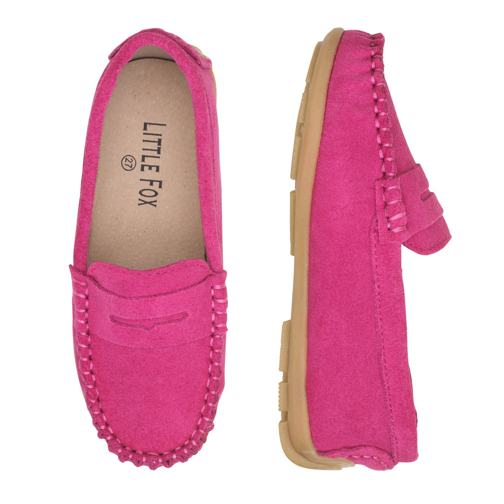 Chelsea Loafer Shoes - Pink