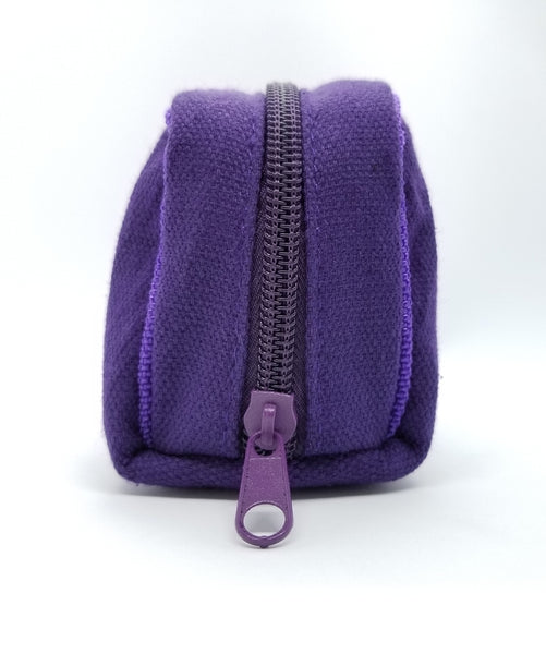 Canvas Essential Oil Carrying Case with Zipper