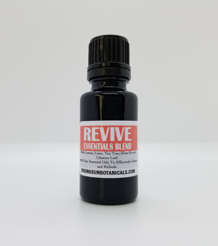 Revive Aromatherapy Essentials Blend - 100% Pure Essential Oils