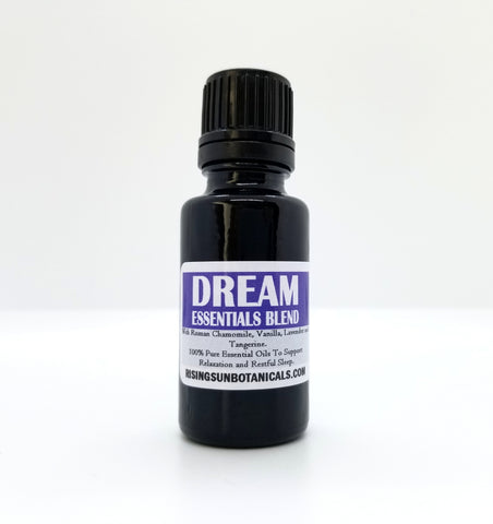 Dream Aromatherapy Essentials Blend - 100% Pure Essential Oils