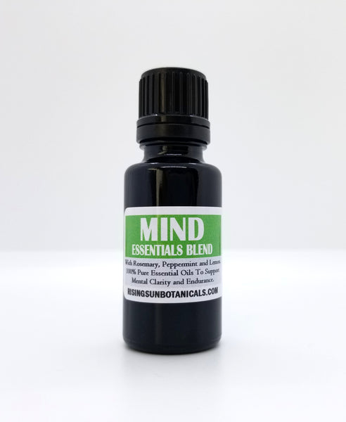 Mind Aromatherapy Essentials Blend - 100% Pure Essential Oils