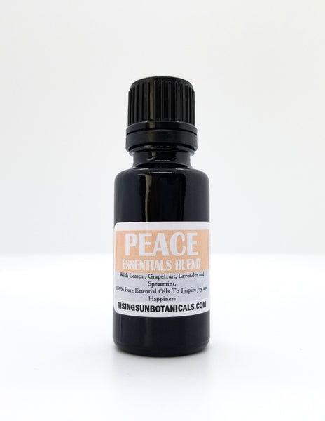 Peace Aromatherapy Essentials Blend - 100% Pure Essential Oils