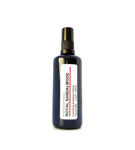 Royal Sandalwood Toning Soothing Facial Mist