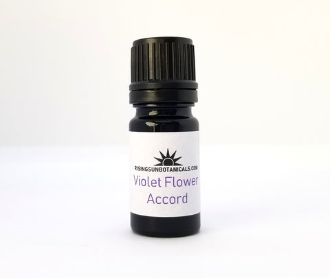 Violet Flower Accord
