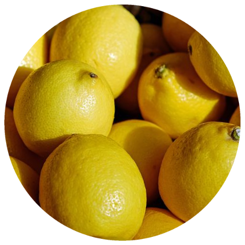 Lemon (Citrus limonum) Essential Oil