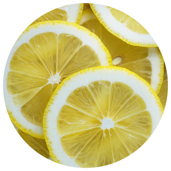 Lemon, Steam Distilled (Citrus limonum) Essential Oil