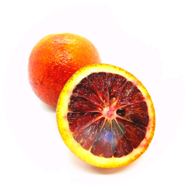 Orange, Blood (Citrus sinensis) Organic Essential Oil
