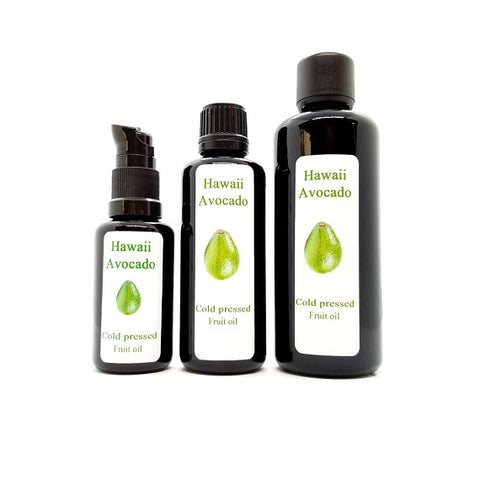Avocado Oil (Persea americana)